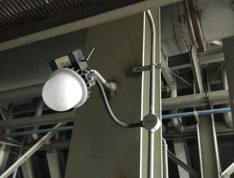 智慧工廠,智能照明,智慧燈桿