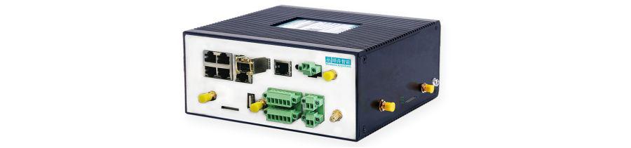 5G智慧燈桿,邊緣計算網關